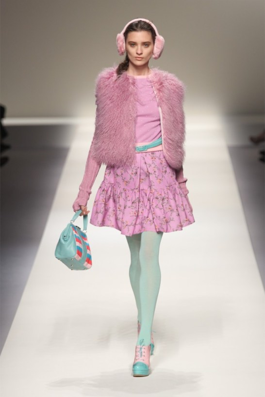 Blugirl Fall Winter 2012-13