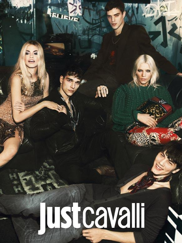 Just Cavalli Fall 2012