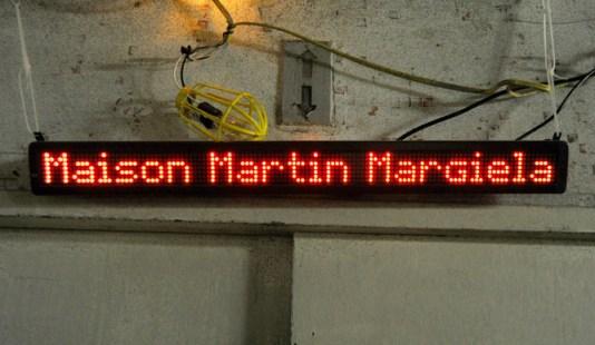 Martin Margiela for H&M