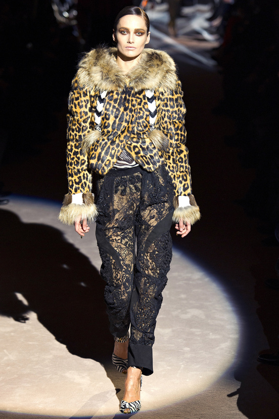 Tom Ford, Autum Winter 2013-4