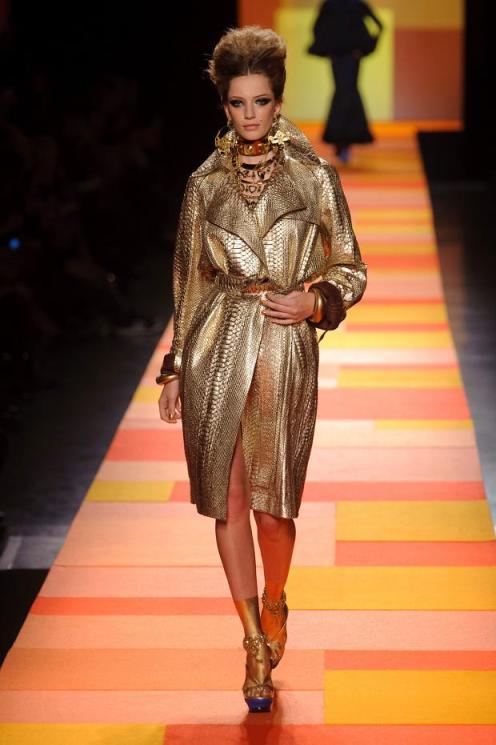 Jean Paul Gaultier Haute Coture SS 2013