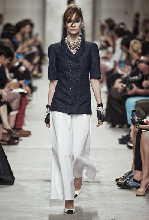 Chanel Crucero 2014
