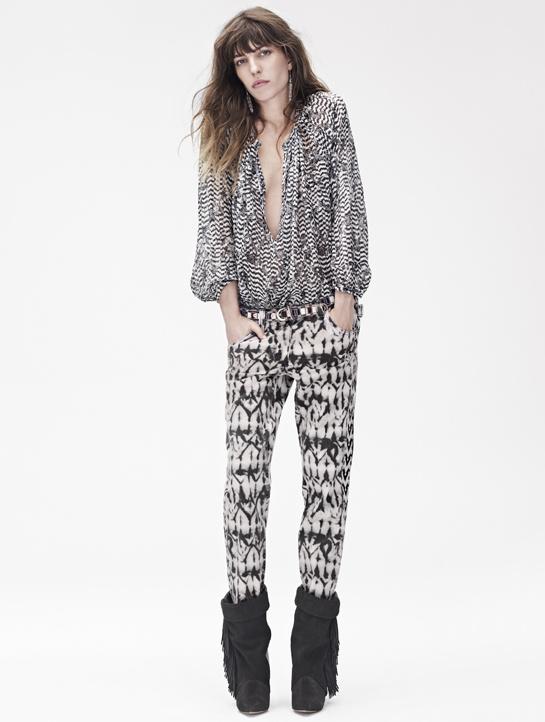 Isabel Marant para H & M