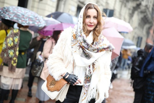 Street Style Milano Fashion Week Fall Winter 2014