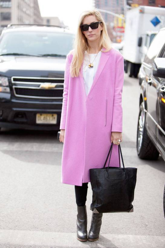 Street Style, Fashion Week NY Fall Winter 2014
