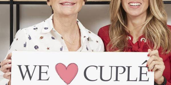 Cuplé y Alejandra Silva.