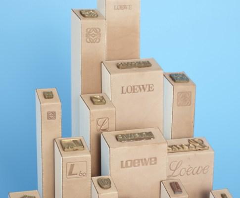 Gafas Loewe.