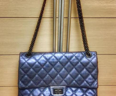 2 55 Chanel bag