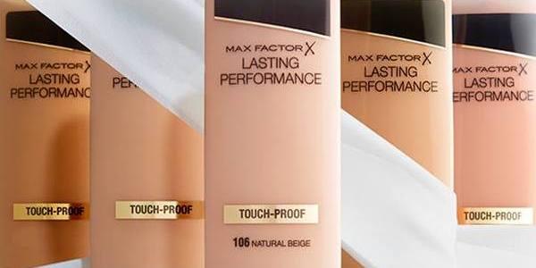 Lasting Performance & Creme Bronzer, Max Factor