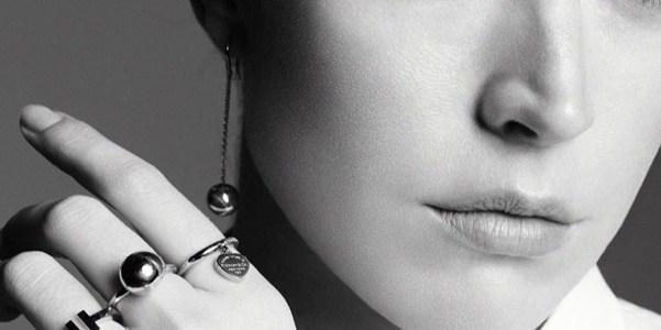 Raquel Zimmermann for Tiffany & Co