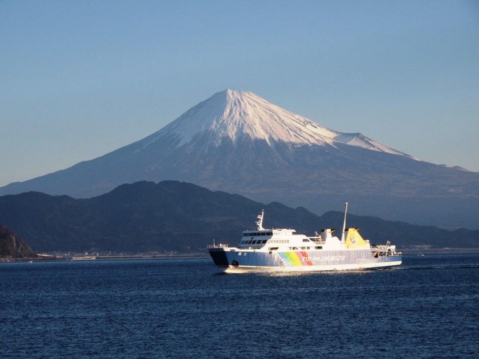 駿河湾フェリー/Suruga Bay Ferry
