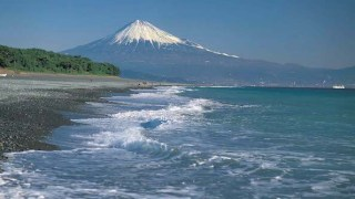 "【Asset No.25 Of Mt.Fuji】One Of New Top Three Sights In Japan; ""Miho-no-Matsubara"""