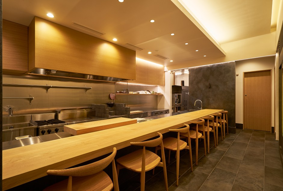 Fused With Other Cuisine; SUMIBI FRENCH SINQ