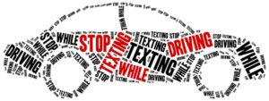 No Distracted Driving