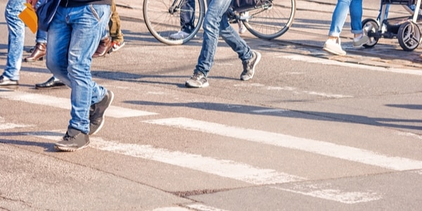 Use Marked Crosswalks