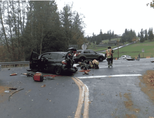4 Yr-Old in Critical Condition after Rear-End Car Accident in Enumclaw