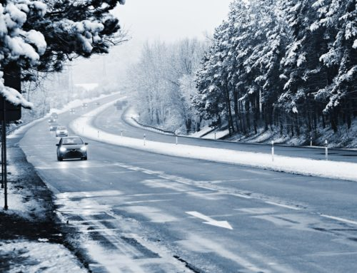 6 Tips to Reduce Your Risk for an Car Accident this Winter