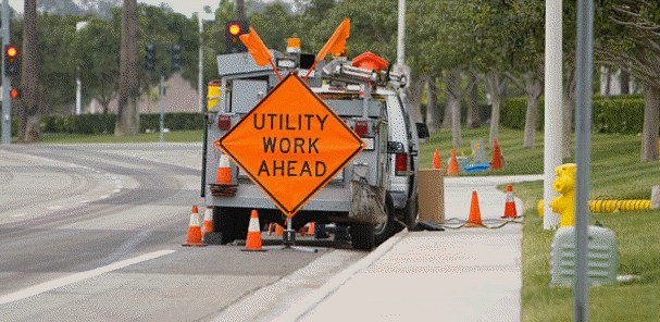 Traffic Safety Measures for Utility Workers