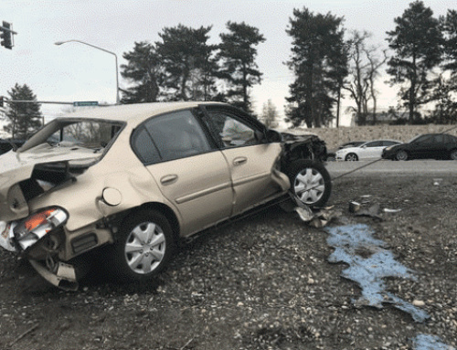 76-year-old Driver Injured in Richland Crash