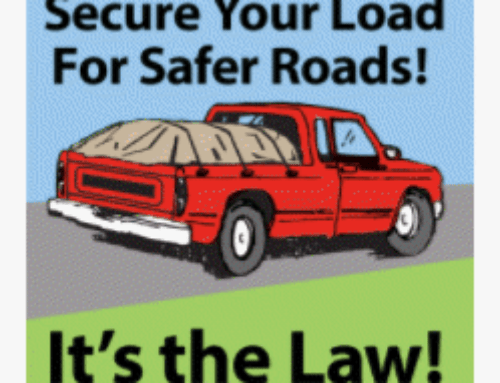 Washington State Patrol Troopers to Perform Unsecured Load Emphasis Patrols this Weekend