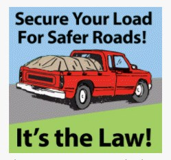 Unsecured Load Safety Tips