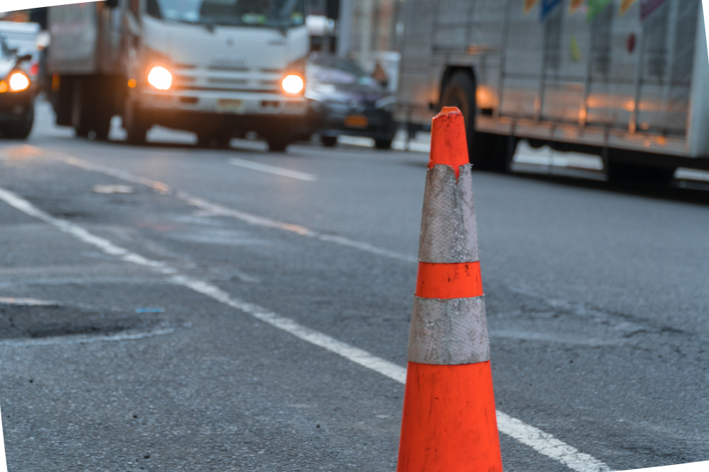 Unsafe Road Conditions Lawyer | Road Accident Attorney in