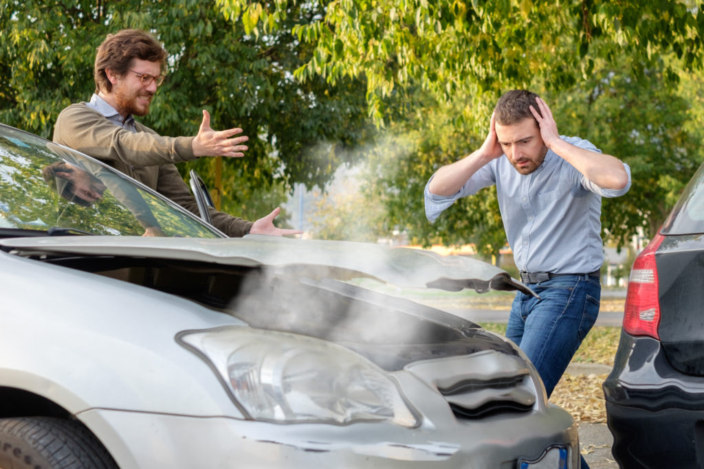 How to Determine Fault in a Car Accident, Seattle WA