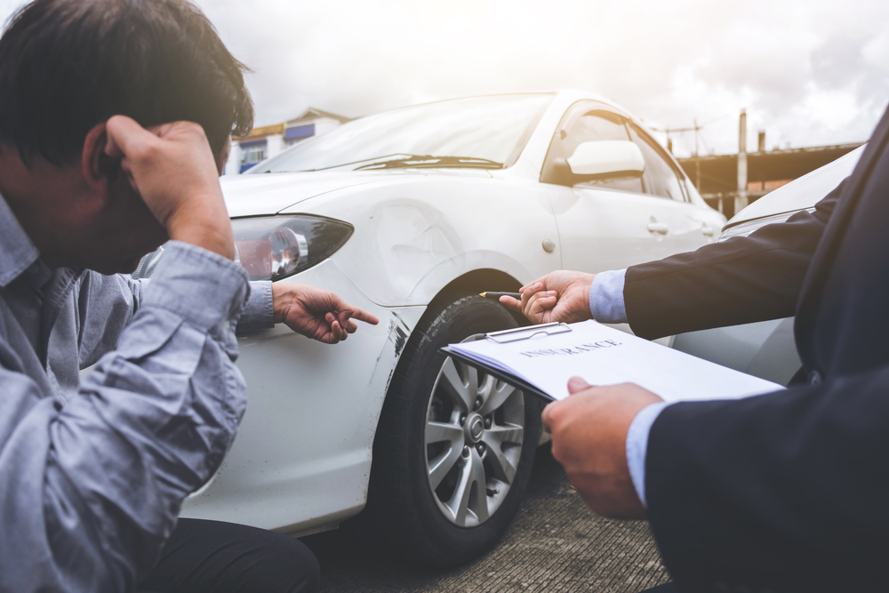 Three Car Auto Accident in Canyon County | Fielding Law Group