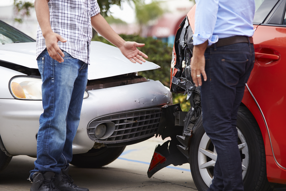Determining Fault by Location of Damage - Seattle Car Accident Lawyer
