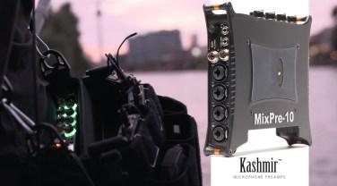 Sound Devices MixPre-10T-VP