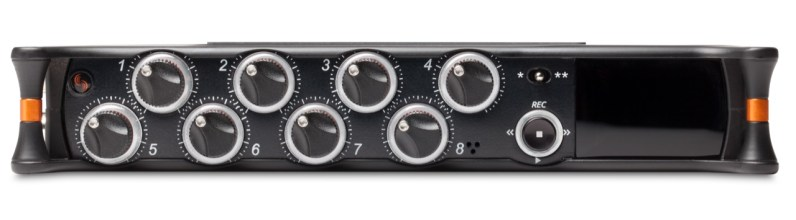 Sound Devices MixPre-10T (Front)
