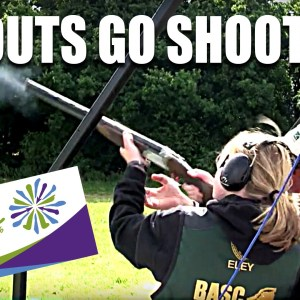 Scouts go shooting