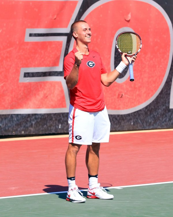 UGA Men's Tennis: A Championship Doubles Debut – Field ...