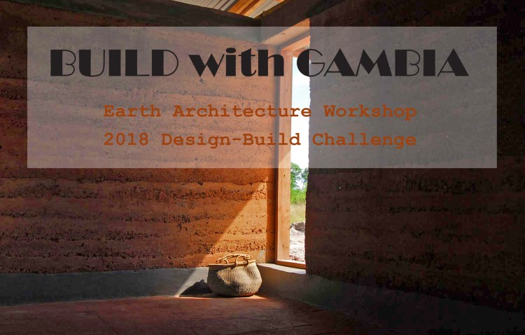 Build with Gambia workshop