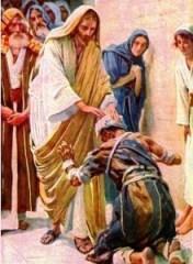 A lepra na Bíblia é uma figura do pecado e só o Senhor Jesus pode nos purificar