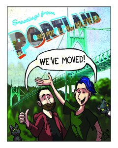 Chaotic Good Comic Portland