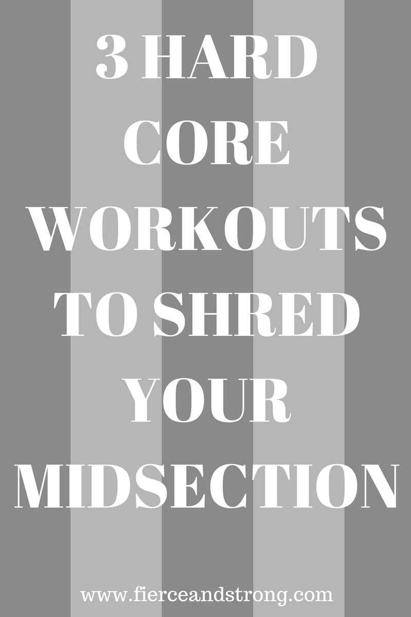 core workouts