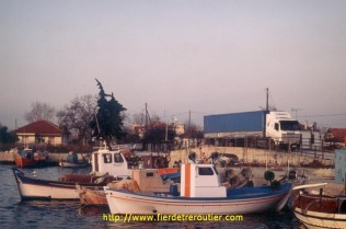 En Grèce dans le secteur de Sallonique.