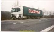 Sur les routes d'europe pour Giraud
