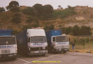 Transports Debeaux