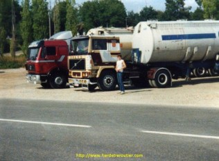 Transports DELISLE Volvo F1020