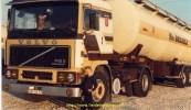 Volvo F12 Transports Delisle