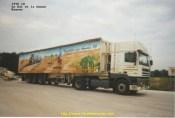 Le Daf 500 et ses peintures