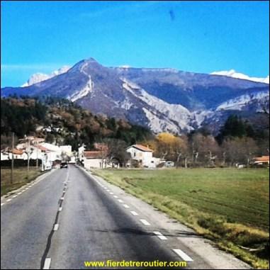 Entre Sisteron et Grenoble
