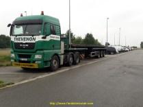 un grand classique, le Rive de Gier-Anvers en lourd, entre 50 et 70t roulant, circulation avec un arrêté !
