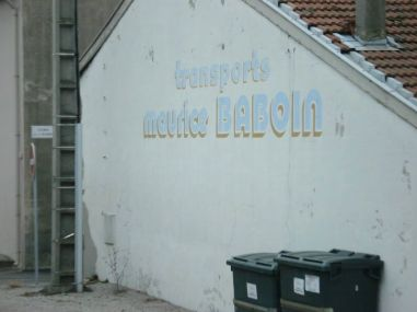 Transports Maurice Baboin à Serves (26)