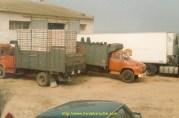 Les camions de ramasse