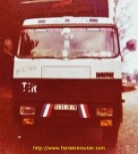 route DDR 1976