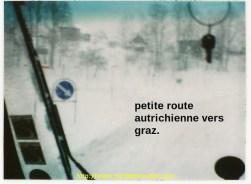 L'Autriche en hiver 1982