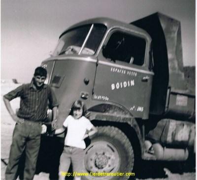 Mes premières sorties en DAF à 10 ans à Melun 77.